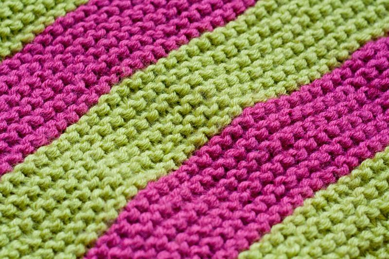 Apprendre a tricoter plus vite