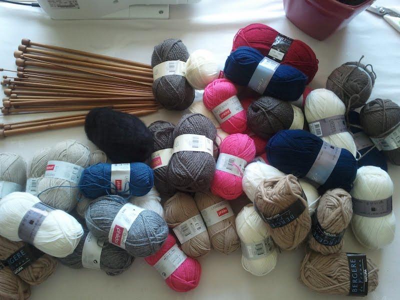 Comment apprendre a tricoter image?