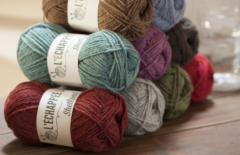 Apprendre a tricoter sur le net